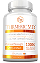 Turmeric MD Bottle