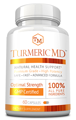 Turmeric MD Risk Free Bottle